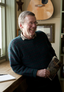 Calais, VT author, Jeff Hewett